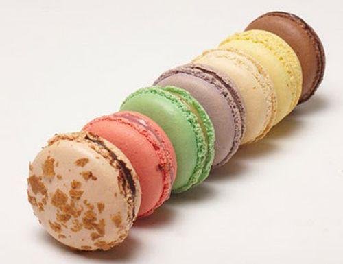 desserts macaroons   my bakery   Pinterest