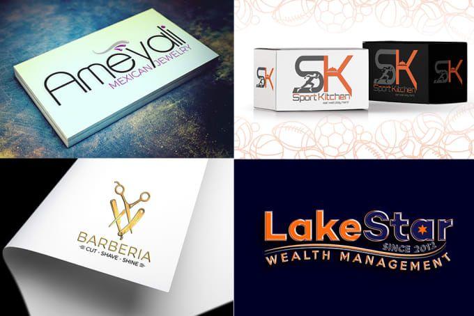 design a Professional Versatile Logo Modern or Vintage Style