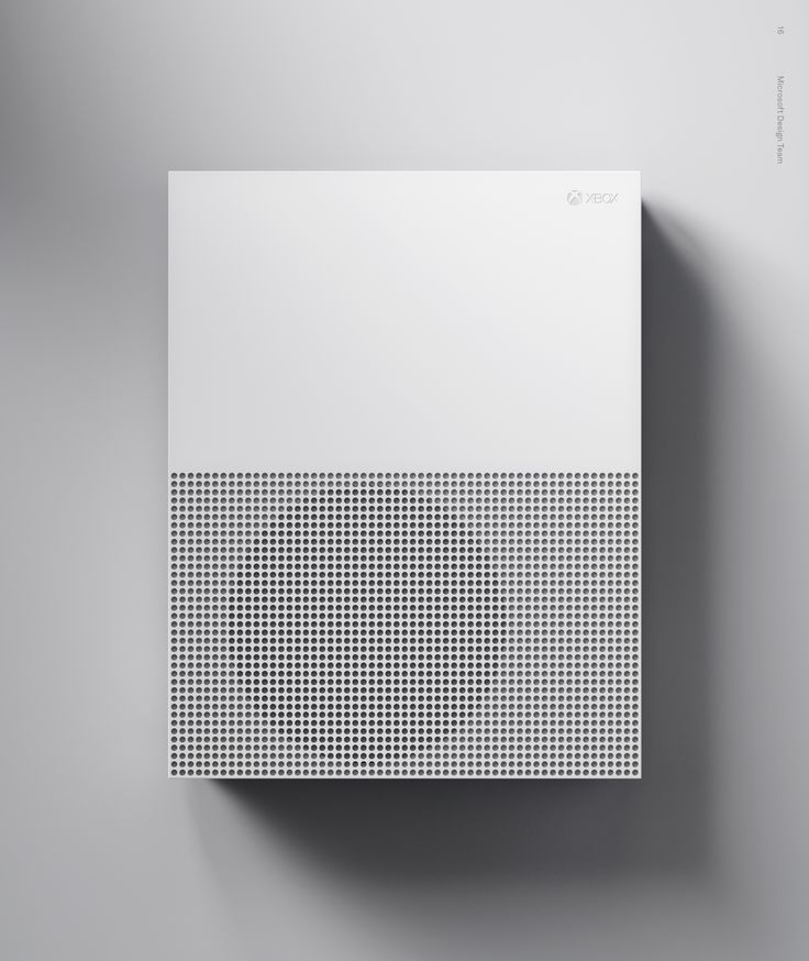 Xbox One S — Minimally Minimal