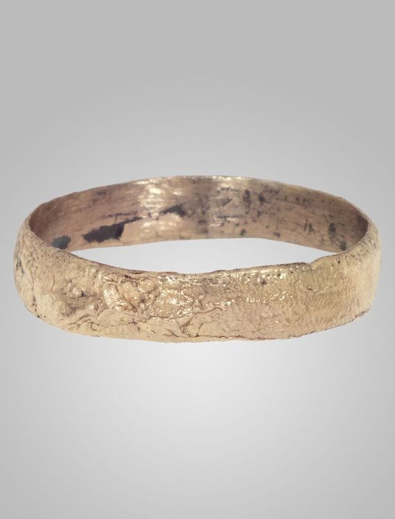 Ancient Viking Mans Wedding Ring York UK by AncientAdornment, $150.00