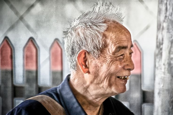 #original photographers #photographers on tumblr #lensblr #china #chinese old man   by Andres Romero http://aromgon.tumblr.com