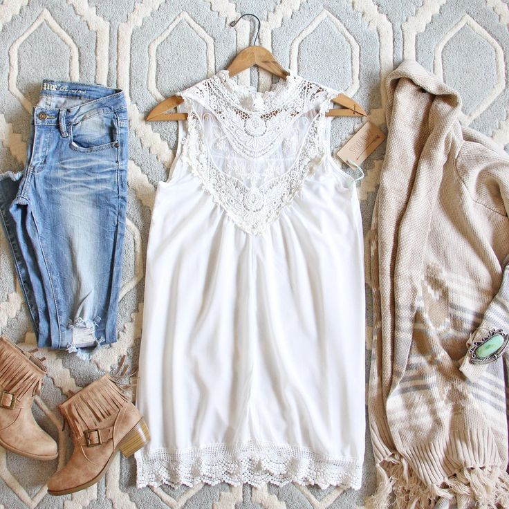 Lace Gypsy Tunic