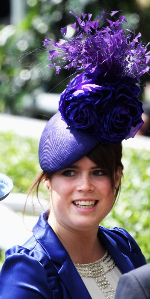 Princess Eugenie's Style Evolution June 2008