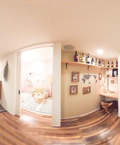 ハコマンション VR | コスモスイニシアの新築マンション