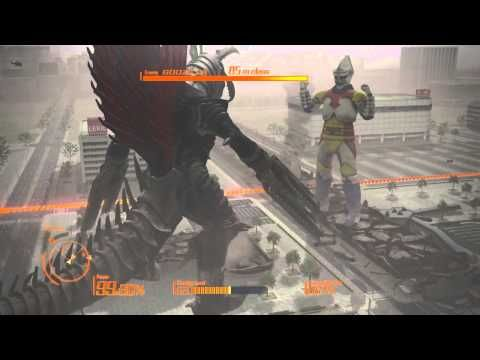 Godzilla PS4 Gigan gameplay - YouTube