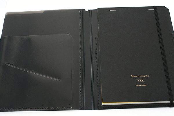 Everyone from a college student to a working professional will find this notebook useful and particularly well-designed.