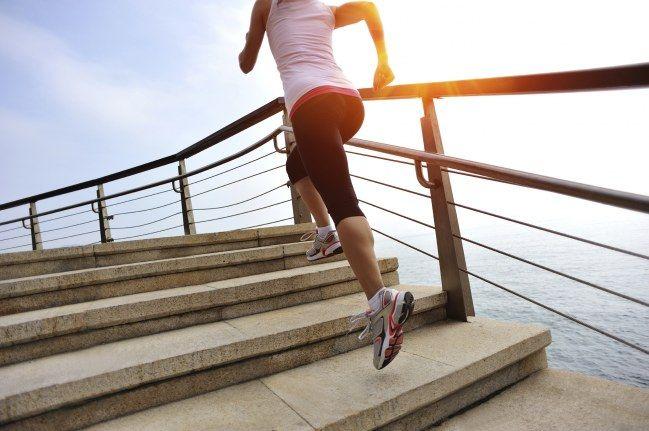 Ausdauertraining reduziert das Körperfett