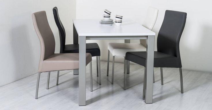 25 beste idee n over keukenstoelen op pinterest keuken stoelkussens stoel pads en boerderij. Black Bedroom Furniture Sets. Home Design Ideas