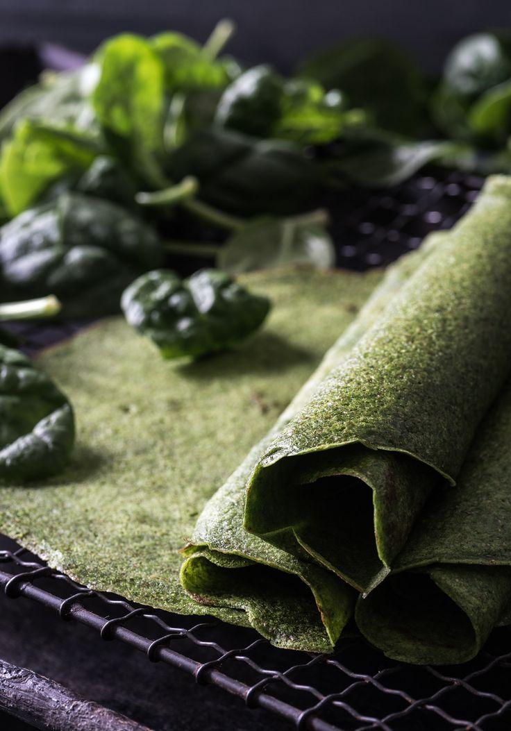 Spinazie pannenkoeken recept-Voedzaam & Snel
