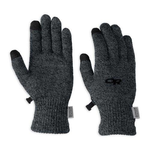 OUTDOOR RESEARCH アウトドアリサーチ Womens BioSensor Liners Charcoal [バイオセンサーライナー][手袋][グローブ][タッチパネル対応][女性用] ROOM - my favorites, my shop 好きなモノを集めてお店を作る