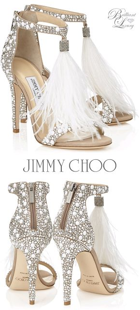 Brilliant Luxury * Jimmy Choo 'Viola' FW 2015                                                                                                                                                                                 More