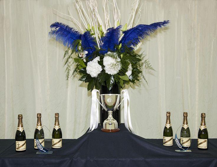 The Five Feathers Trophy Presentation - Men - East Grinstead Hockey Club