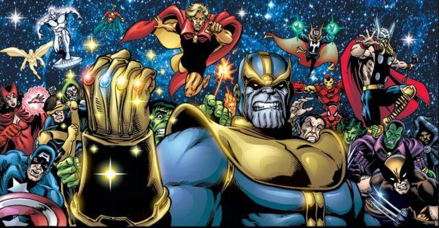 Top 10 Best Comic Book Villains - Toptenz.net///Thanos