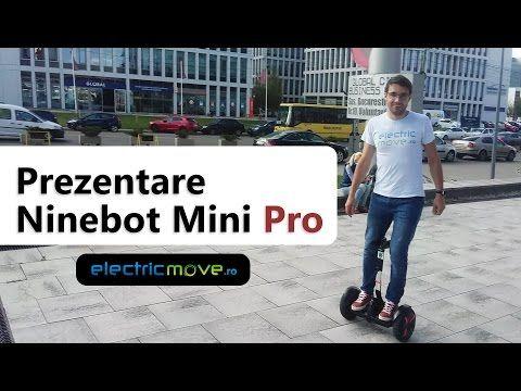 NINEBOT MINI PRO | PREŢ - 3150 LEI | TESTEAZĂ-L! - ElectricMove.ro