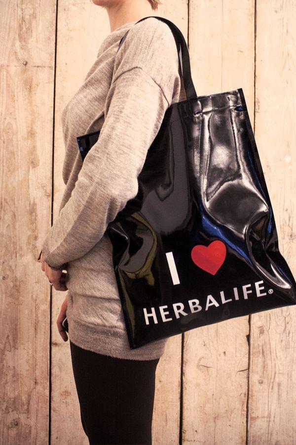 Plastic bag for Herbalife / Giustacchini Packaging