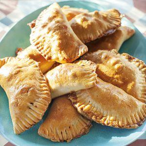 Recept - Empanadas met vegagehakt - Allerhande
