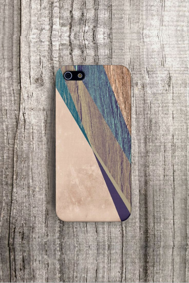 TEAL case by CSERA for iPhone 4/4s, 5/s & Samsung Galaxy S3/S4 is handmade by recycled material & waterproof!