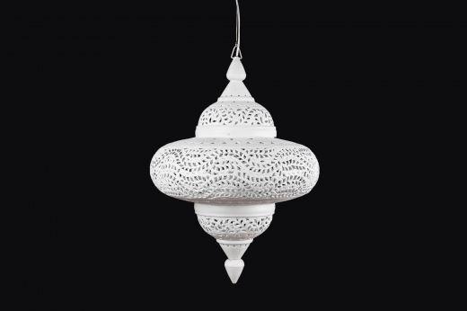 Biała orientalna lampa wiszaca przesyłka GRATIS!