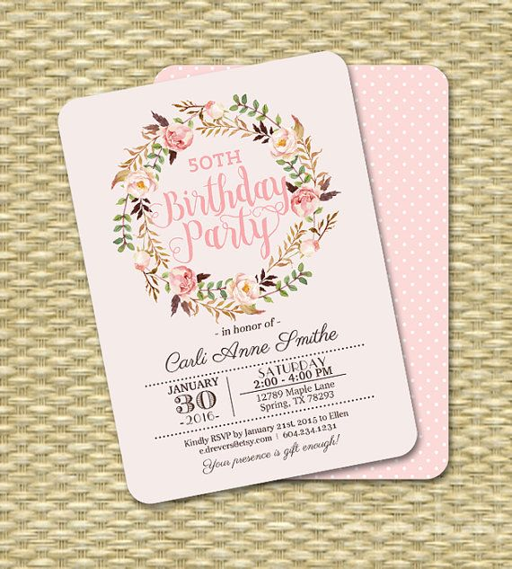 25 trending Invitation Card Birthday ideas – Invitation Card for Birthday