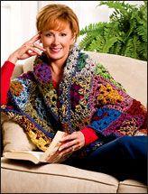 Hoosier Granny ShrugCrochet Projects, Comfy Shrugs Us, Crochet Scarves, Granny Squares, Beach, Crafts Crochet Shawls Cowls, Crochet Knits, Granny Shrugs Crochet, Crocheted Granny Square Jacket