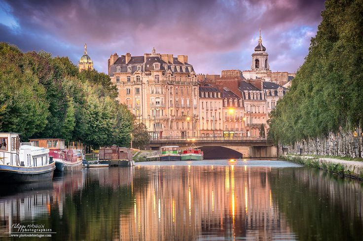 Rennes - les quais de la Vilaine | par philippe MANGUIN photographies