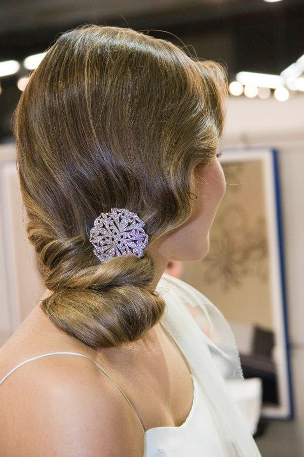 366 best images about peinados on pinterest - Recogidos para boda ...