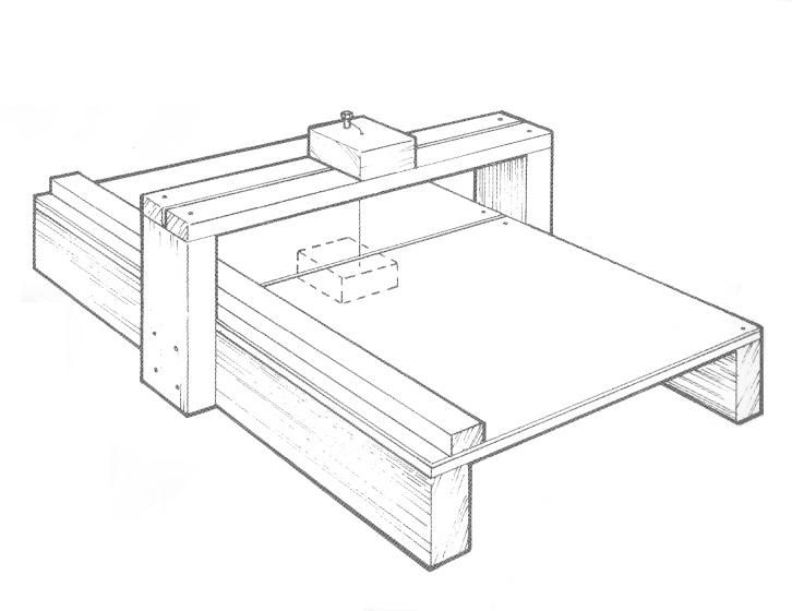 Instructions for a wooden soap cutter