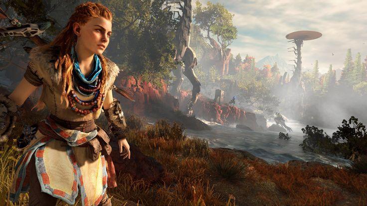 Horizon Zero Dawn Dev Talks Delay and Why It Chose a Female Hero