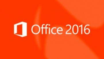 Ya se puede descargar gratis Microsoft Office 2016 para Mac