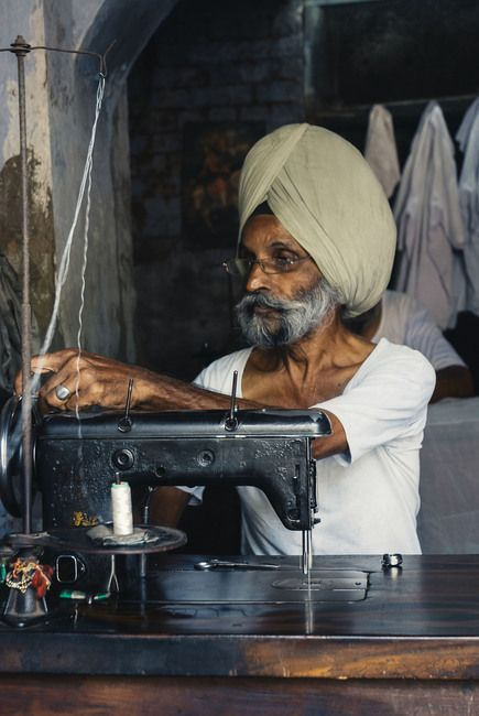 Amritsar, India by Alex & Berg