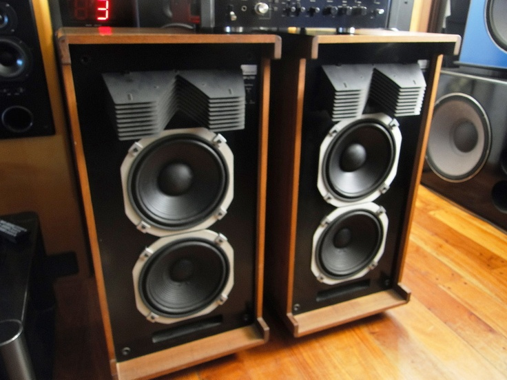 Vintage Sansui Speakers Audio Equipment Pinterest