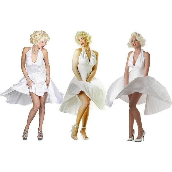 22 best halloween costumes! images on Pinterest Adult costumes - marilyn monroe halloween costume ideas