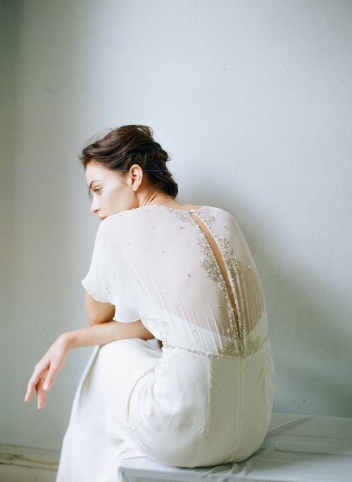 alexandra grecco bride shot by elizabeth messina