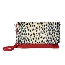 Leopard print-bag!