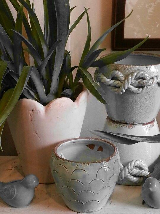 Gray pottery