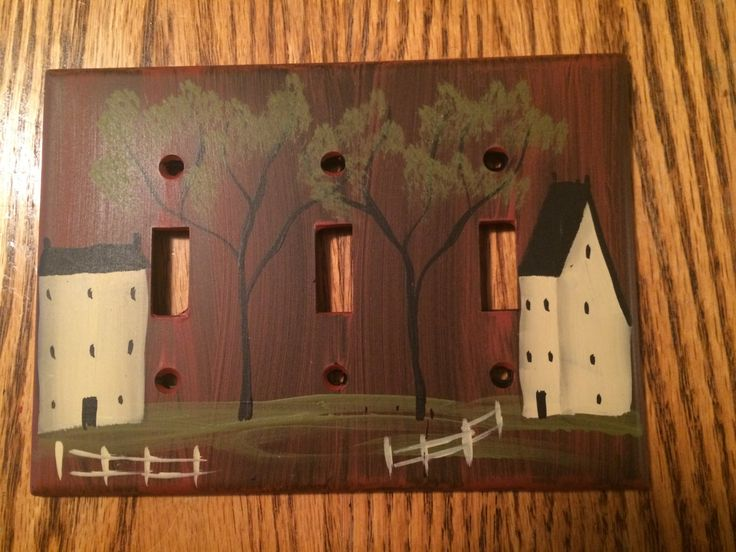 23 best colonial and primitive outlet and switch covers for Outlet colonial