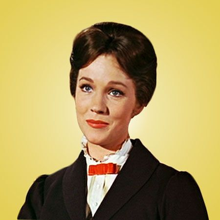 Mary Poppins (the babysitter, not the movie).