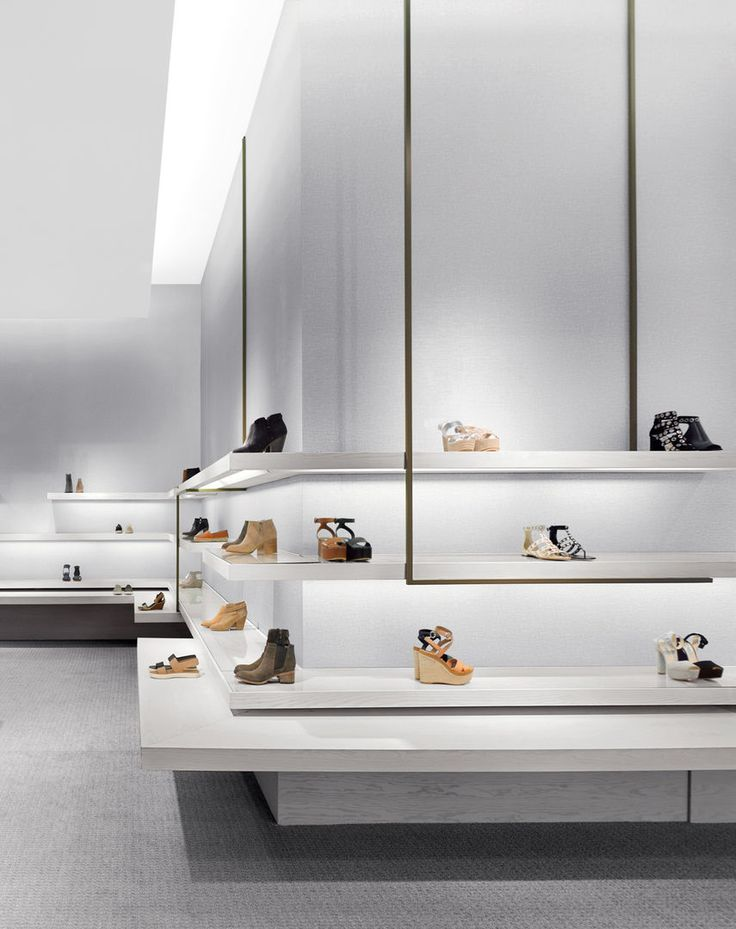 Best 25 Shoe Store Design Ideas On Pinterest