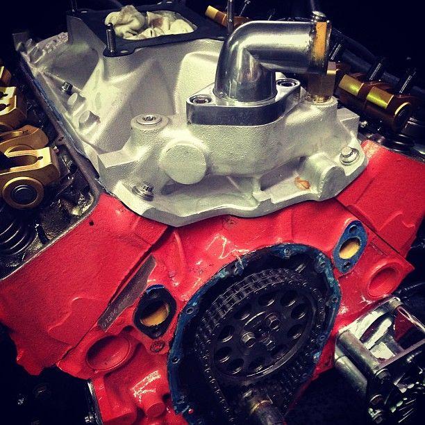 Motor Rebuild 350 Chev