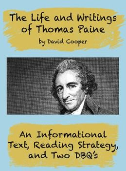 a look at the works of thomas paine an american author Thomas paine [1] (1737-1809) sources [2] revolutionary writer background   philip s foner, editor, the complete writings of thomas paine, 2 volumes (new   a critical look at the us president's inability to quickly obtain paine's freedom.