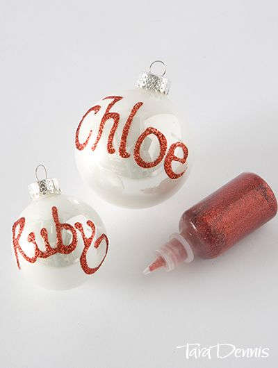 Name Baubles