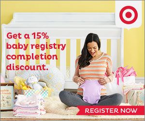 Target offers a deal for New Baby Registries. Sign-up and then you can stop by your local Target's guest services desk to collect $50 worth of coupons and free samples.