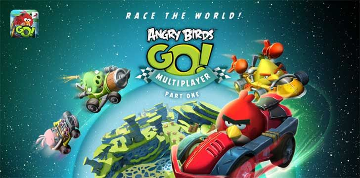 Angry Birds Go App Angry Birds Angry Birds Stella Funny Games