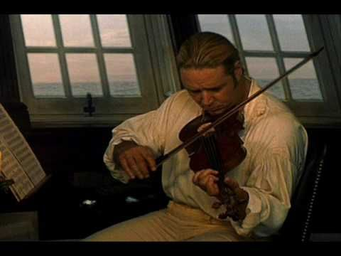 Wonderful movie, Master and Commander, would have been incomplete without W.A.Mozart and L.Boccerini.