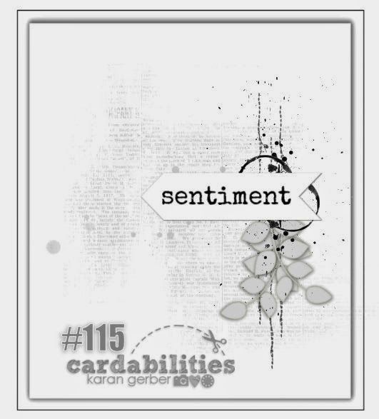 Card Sketches For Card Making Ideas Part - 38: Cardabilities: Sketch Reveal - Sponsor-Inspired By Stamping (Card Must Be  Linked Up No Later Than Jan ~ Challenges