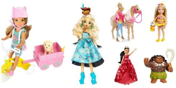 Target: Last Minute Toy Deals! Including Barbie, Star Wars Hot Wheels, Doc McStuffins, & More!