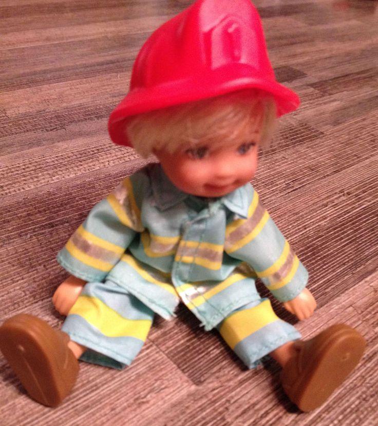 Barbie Shelly Feuerwehrmann/frau