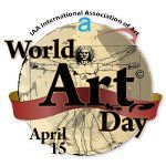 April 15 is World Art Day. This holiday appeared recently, but it's already observed in many countries around the world