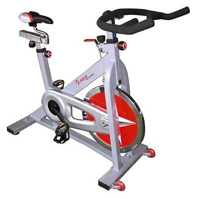 Exercise Bikes 58102: Sunny Health And Fitness Pro Indoor Cycle Trainer -> BUY IT NOW ONLY: $265.99 on eBay!