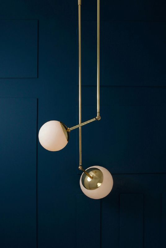 Beautiful #pendant. See More. Tango Lighting Collection By Paul Matter Features  Satellite Shaped Shades Amazing Design